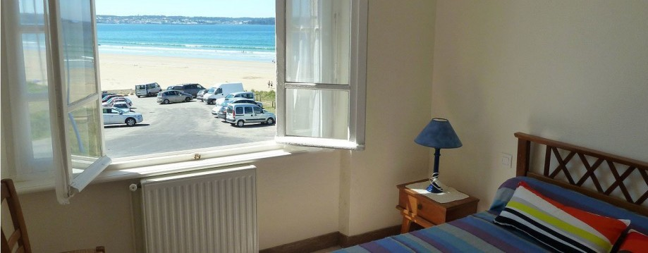 Rentals and Camping in Douarnenez Bay - Apartment - Sea View