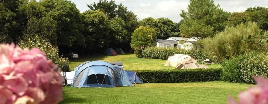 Locations et Camping en baie de Douarnenez - le camping d'ys