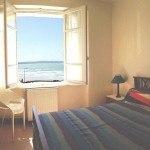 Vue sur mer et la baie de Douarnenez - Location d'appartement en finistère sud, bretagne.