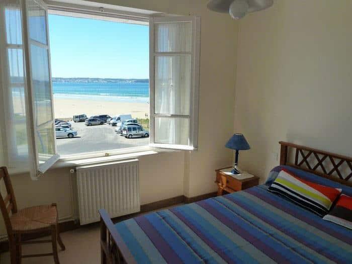 Location vacances baie de Douarnenez - Appartement vue sur mer